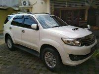 2012 Toyota Fortuner G Dijual