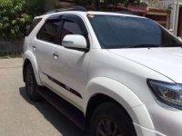 2015 Toyota Fortuner Dijual