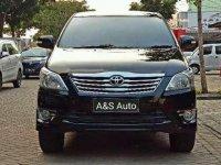 2013 Toyota Innova V Luxury dijual