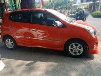 2016 Toyota Agya TRD Sportivo dijual