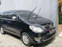 2013 Toyota Kijang Inova E 2.0 dijual