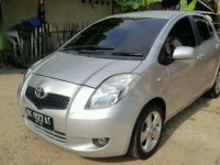 2007 Toyota Yaris E Manual dijual