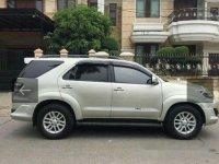 Toyota Fortuner G Lux TRD Sportivo 2013 Dijual