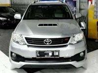 2015 Toyota Fortuner TRD Dijual
