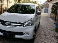 2013 Toyota Avanza G 1.3 dijual