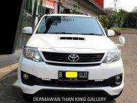 Toyota Fortuner G TRD AT Tahun 2014 Dijual
