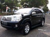 2010 Toyota Fortuner G Diesel A/T dijual