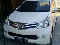 2012 Toyota Avanza type G dijual