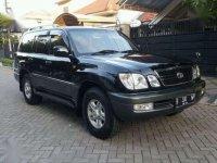 2001 Toyota Land Cruiser V8 4.7 Dijual