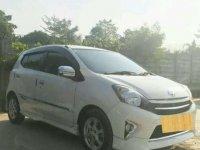 2014 Toyota Agya S TRD dijual
