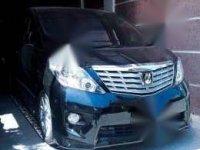 2008 Toyota Alphard Dijual