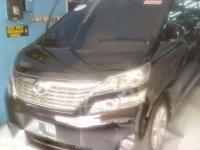 2009 Toyota Velfire Z dijual