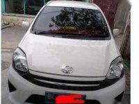 2015 Toyota Agya 1.0 E dijual
