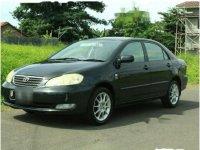 Toyota Corolla Altis J 2005 Sedan dijual