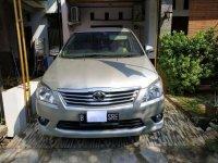 2012 Toyota Kijang Innova G dijual