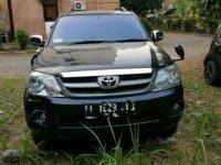 2007 Toyota Fortuner 2,7 V dijual