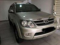 Toyota Fortuner G Luxury 2005 SUV dijual