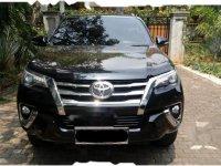Toyota Fortuner VRZ 2017 SUV dijual