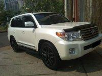 Toyota Land Cruiser Full Spec E 2013 SUV dijual