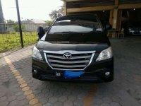 2014 Toyota Grand Innova G dijual