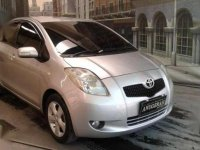 2007 Toyota Yaris E Matic dijual