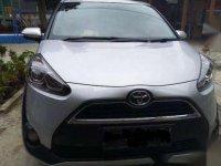 2016 Mobil Toyota Sienta G dijual