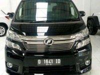 2013 Toyota Vellfire V Dijual