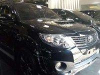 2015 Toyota Fortuner 2.5 G AT Diesel dijual