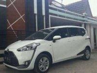 2018 Toyota Sienta Dijual