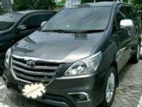 2013 Toyota Innova G Luxury Dijual