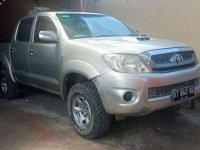 2010 Toyota Hilux E Dijual
