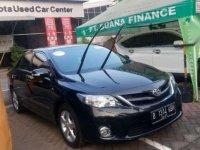 2012 Toyota Corolla Altis V 2.0 dijual
