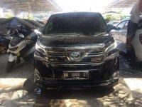 2015 Toyota Vellfire Dijual