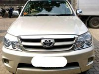 2005 Toyota Fortuner Type G Luxury dijual