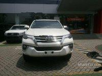 Toyota Fortuner SRZ 2018 Dijual