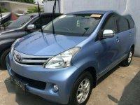 2014 Toyota Avanza S dijual