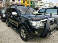 2007 Toyota Fortuner G dijual
