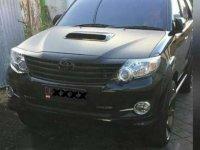 2015 Toyota Fortuner Diesel VNT Turbo G Luxury dijual