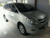 2007 Toyota Kijang Innova V dijual