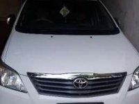 2013 Toyota Kijang Innova J dijual