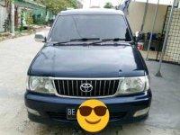 2002 Toyota Kijang LGX 1.8 EFI dijual