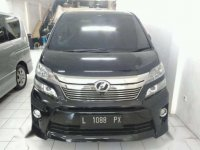 2012 Toyota Vellfire Dijual