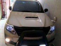 2005 Toyota Fortuner G upgrade 2012 dijual