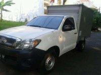 2007 Toyota Hilux BOX Dijual