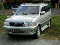 2003 Toyota Kijang LGX-D dijual