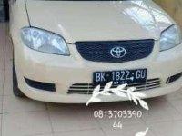 2005 Toyota Vios E dijual