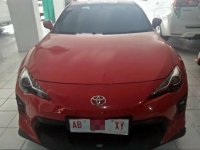 Toyota 86 TRD 2017 Coupe dijual