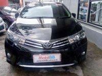 2014 Toyota Altis1,8 V dijual