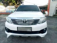 2014 Toyota Fortuner TRD G Luxury Matic dijual