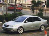 2004 Toyota Corolla Altis G dijual